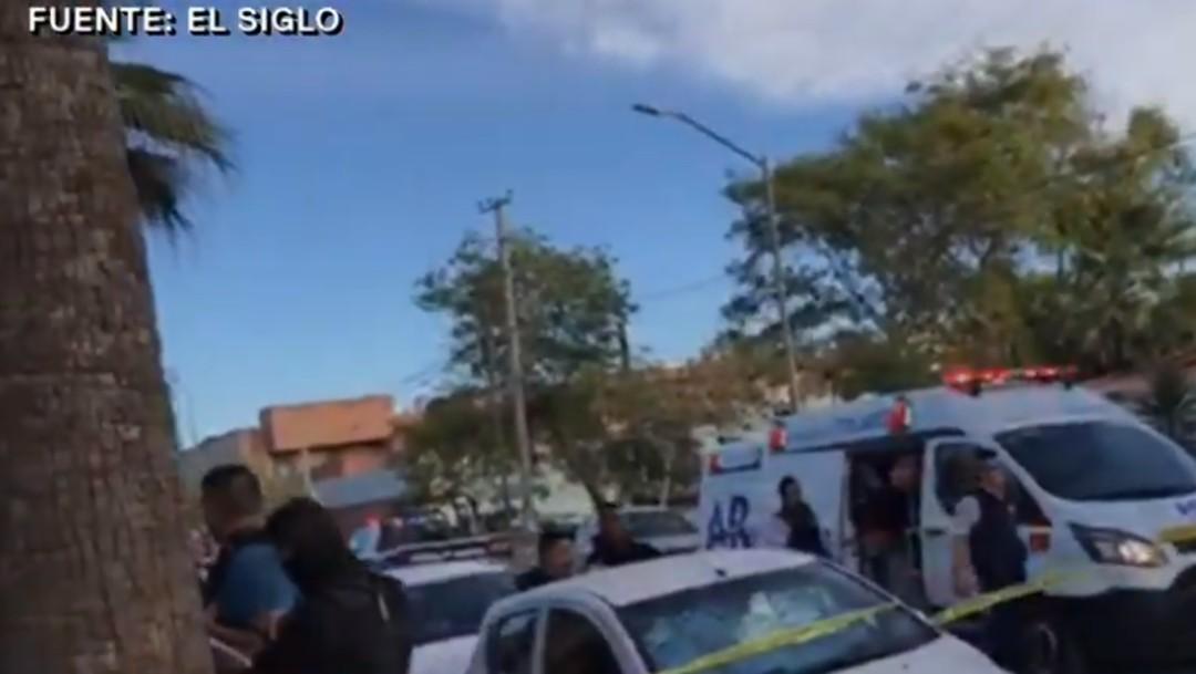 FOTO Estudiante que desató tiroteo en colegio de Torreón llevaba dos pistolas, dice alcalde (FOROtv)