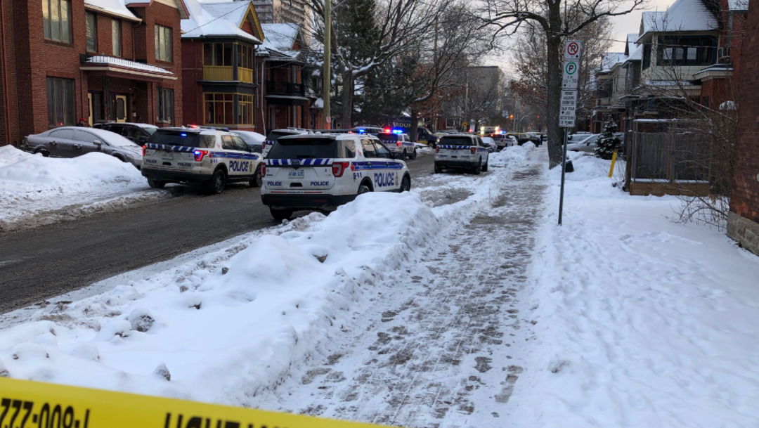 FOTO Se registra tiroteo en Ottawa, capital de Canadá (CBC Ottawa)
