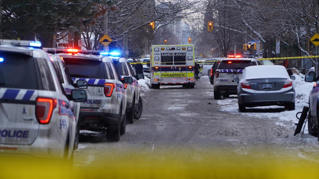 Un muerto y varios heridos en tiroteo en Ottawa, Canadá