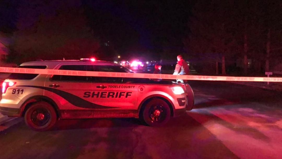 Foto: Cuatro personas fueron asesinadas y una más permanece en el hospital, tras un tiroteo en Grantsville, Utah, 18 enero 2020
