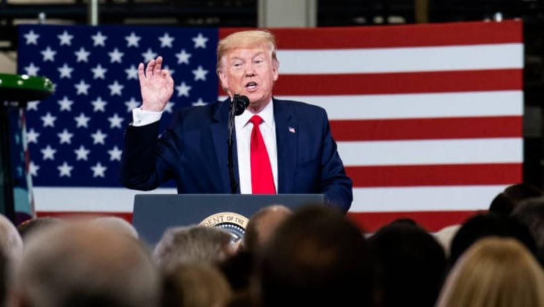 Imagen: El llamado de figuras clave podría dar un vuelco inesperado al resultado final del 'impeachment', donde el presidente estadounidense enfrenta cargos por abuso de poder y obstrucción al Congreso