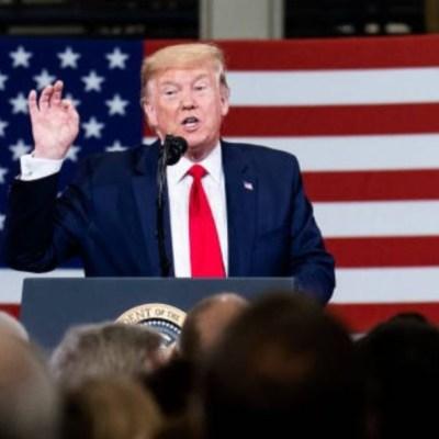 Demócratas buscan más testigos en contra de Donald Trump