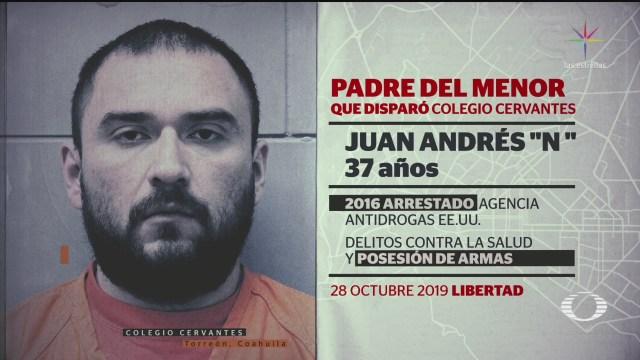 Foto: Uif Congela Cuentas Padre Abuelo Niño Torreón 14 Enero 2020