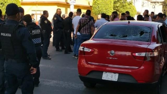 Vecinos liberan a 2 detenidos tras riña en Col. Arenal, CDMX