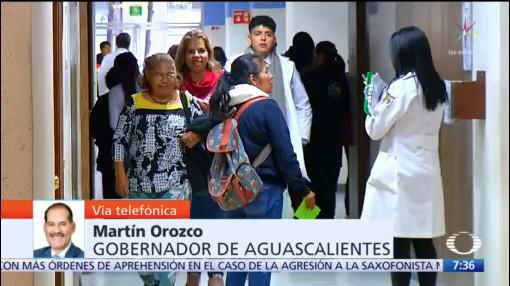 video entrevista completa con martin orizco para despierta