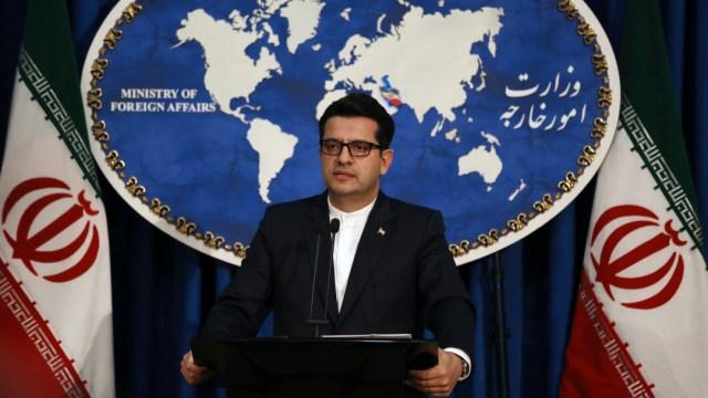 FOTO: Irán defiende su idioma y rechaza tuit en persa de Trump, el 12 de enero de 2020