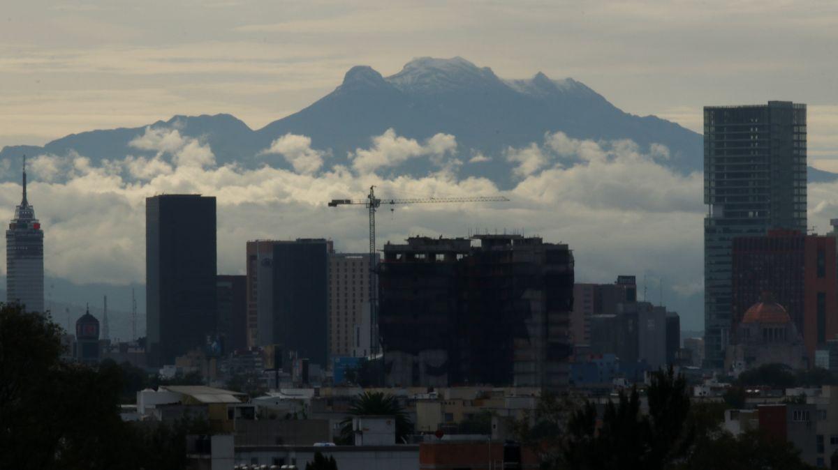 Desaparecen los glaciares mexicanos, informa UNAM