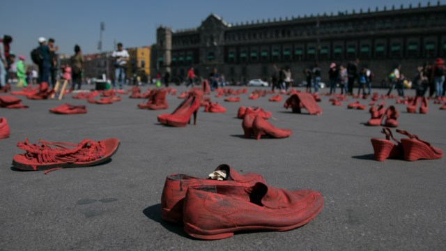 FOTO: ¿Qué es el feminicidio?