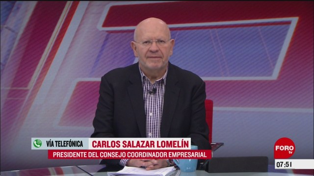 Video: Entrevista completa con Carlos Salazar Lomelín en Estrictamente Personal