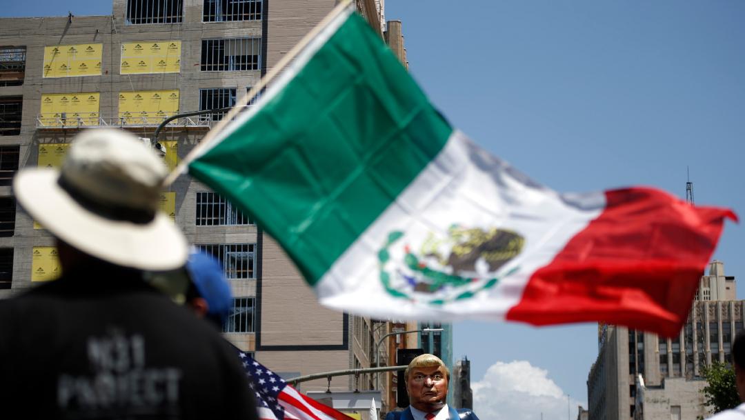 bandera mexico estados unidos