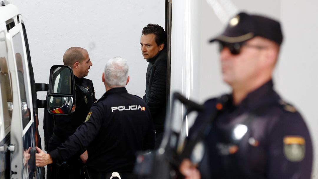 Foto: UIF presentará en marzo denuncias contra Emilio Lozoya , 15 de febrero de 2020, (Reuters)