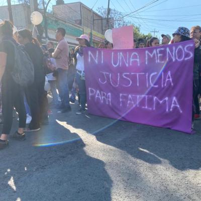 Foto: Vecinos de Fátima realizan cooperación para pagar funeral 17 de febrero de 2020, (Alan Hernández / FOROtv)