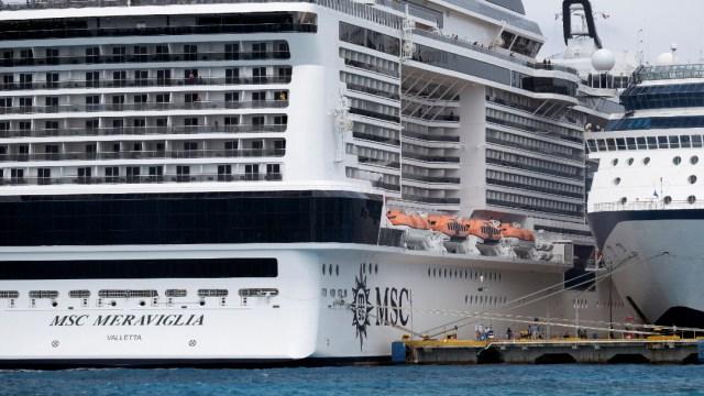 MSC Meraviglia crucero cozumel