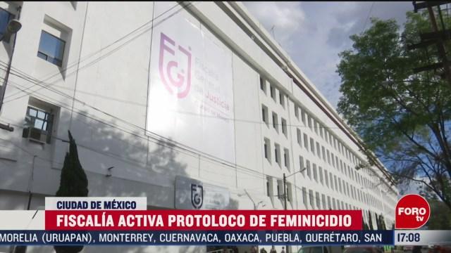 FOTO: 16 Febrero 2020, activan protocolo de feminicidio por muerte de menor en tlahuac