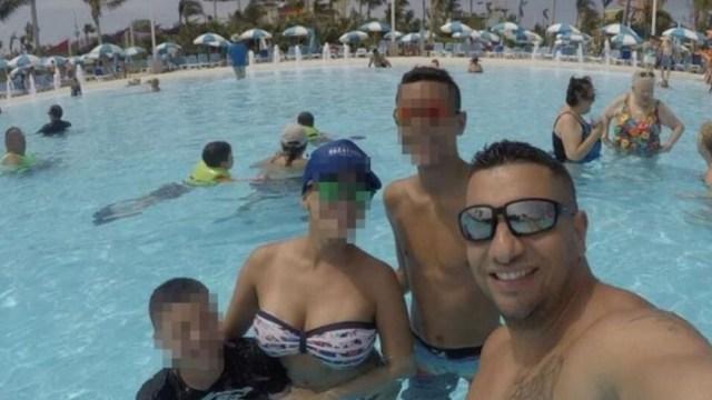Foto: Un agente migratorio Ezequiel Almodóvar mató a su esposa e hijos, después se suicidó, 22 febrero 2020