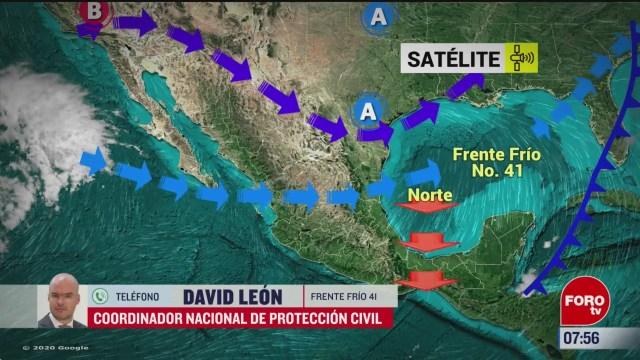 al menos 22 personas han perdido la vida por frentes frios en mexico