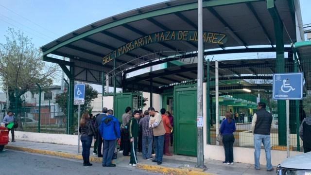 Foto: Alumno de secundaria amenaza con tiroteo en San Nicolás, Nuevo León