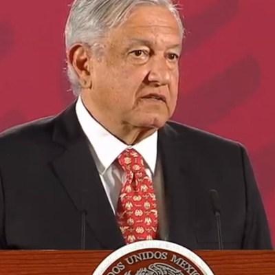 FOTO En vivo: Conferencia matutina de AMLO 24 de febrero 2020 (YouTube/Gobierno México)