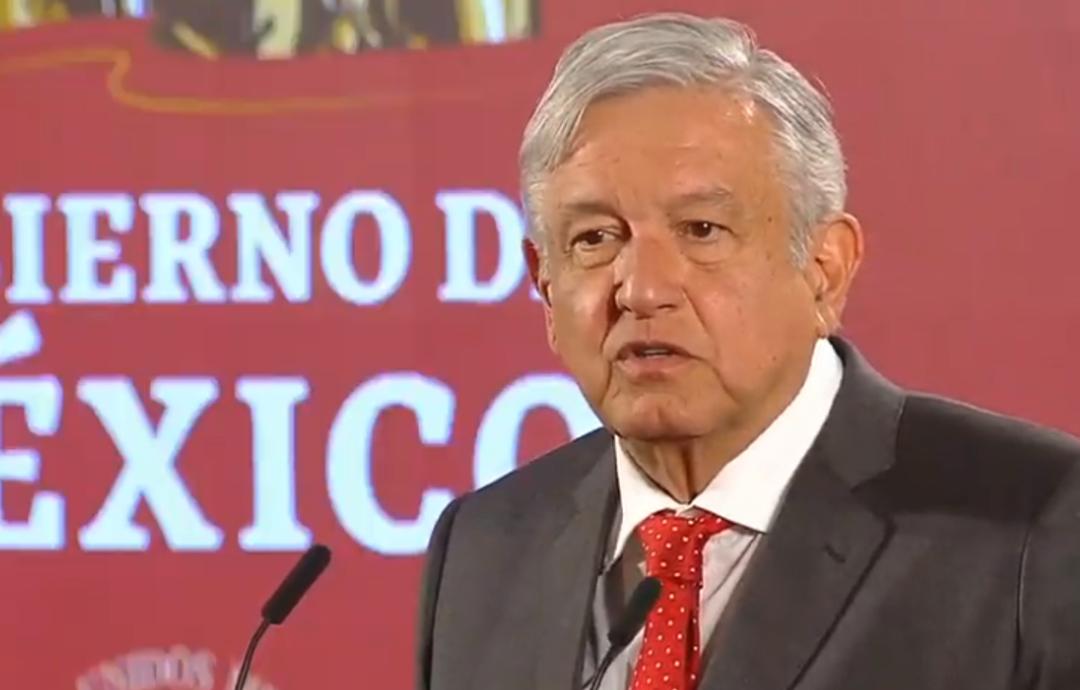 FOTO AMLO confía en que se logre extradición de Emilio Lozoya a México (YouTube/AMLO)