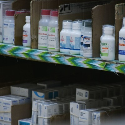 FOTO: López Obrador garantiza abasto de medicamentos en el país, el 19 de febrero de 2020