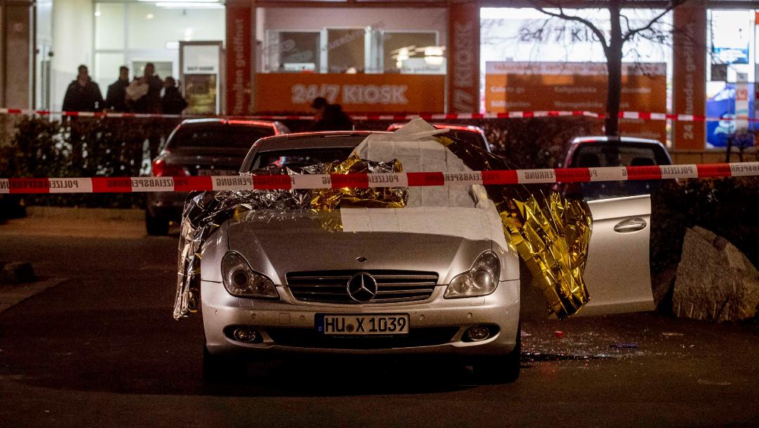 Alemania: ocho muertos en dos tiroteos en Hanau