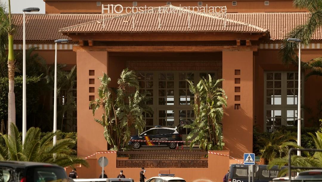 Foto: Hotel en Tenerife, España aísla a sus visitantes por turista italiano con coronavirus