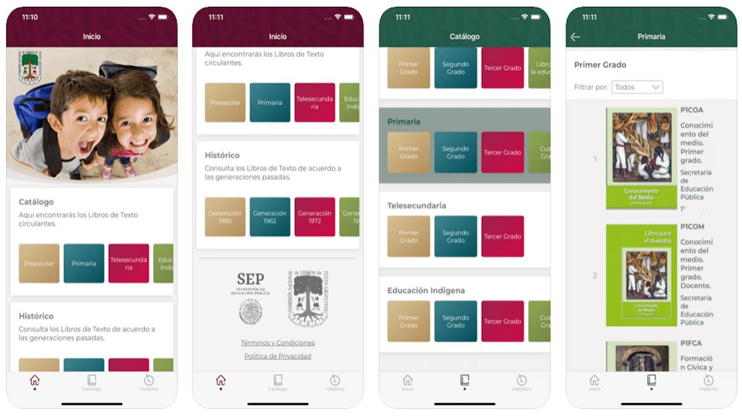 Foto Con esta aplicación puedes ver los libros viejitos de la SEP en tu teléfono 14 febrero 2020