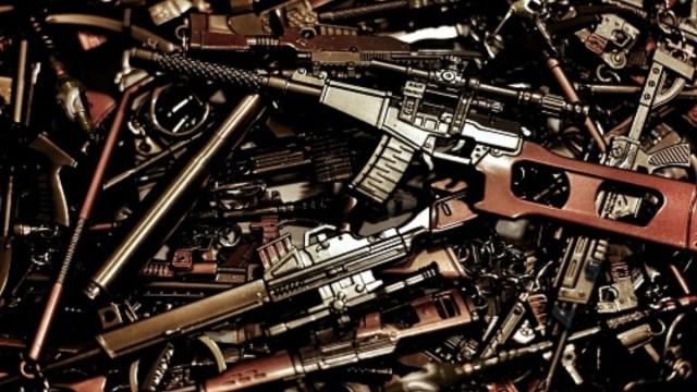 Casi mil armas han sido aseguradas en Cd. Juárez