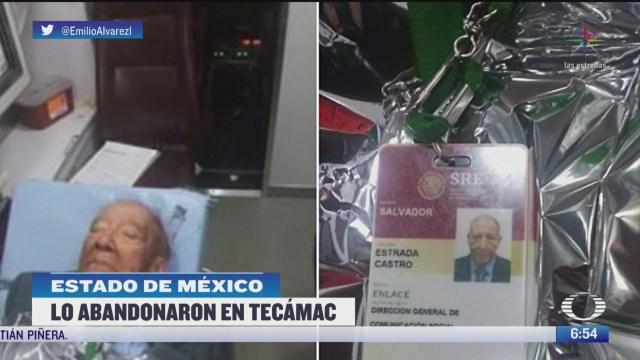 asaltan al periodista salvador estrada en el edomex
