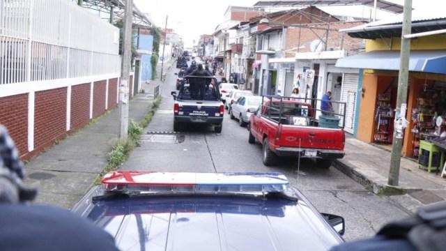 Ataque en negocio de maquinitas en Michoacán deja 8 muertos