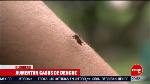 Foto: Aumentan Casos Dengue Guerrero 14 Febrero 2020