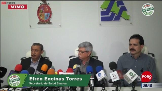 autoridades sanitarias del estado de sinaloa inician medidas preventivas por el coronavirus