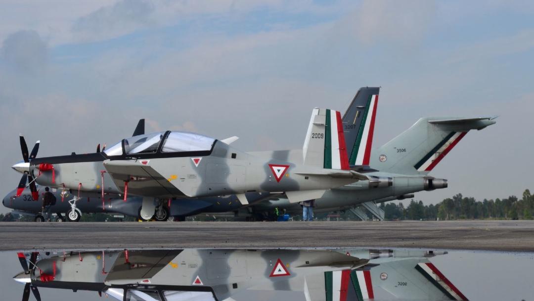 FOTO: 105 aniversario de la Fuerza Aérea Mexicana, el 09 de febrero de 2020
