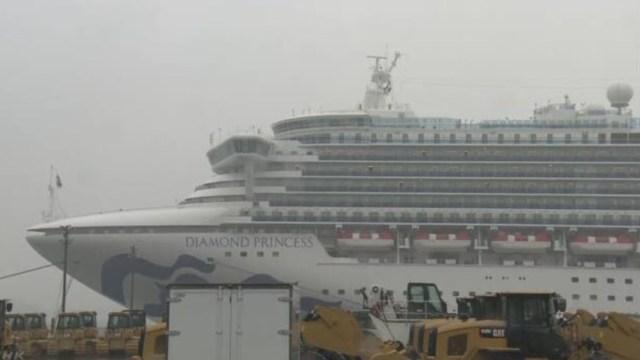 Foto: Los nuevos 70 casos elevan a 355 el total de infecciones confirmadas a bordo del crucero, esto, de acuerdo con los últimos datos proporcionado por el ministro de Sanidad de Japón, Katsunobu Kato