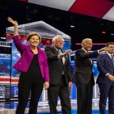 ¿Quiénes son las principales figuras para la candidatura presidencial demócrata en EEUU?