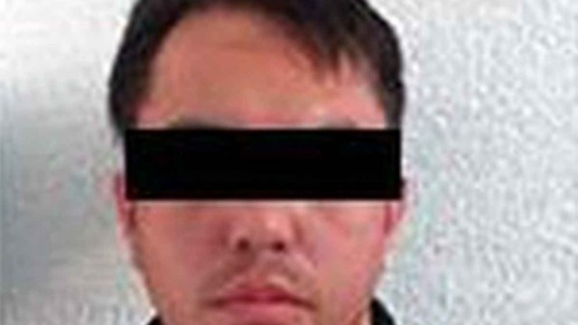 FOTO: Detienen a presunto feminicida en Tlanelpantla , el 15 de febrero de 2020