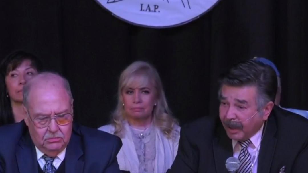 FOTO Casa del Actor denuncia adeudo de ANDA por 9 mdp, Jesús Ochoa lo niega (FOROtv)