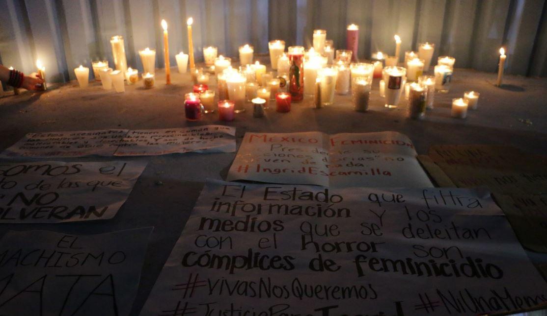 casos de feminicidio en méxico