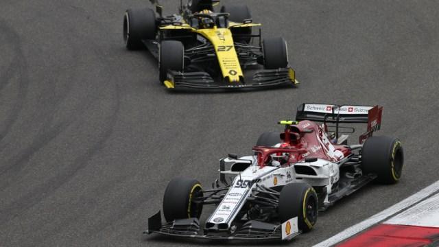 IMAGEN Suspenden Gran Premio de China de F1 por coronavirus (Getty Images/archivo)