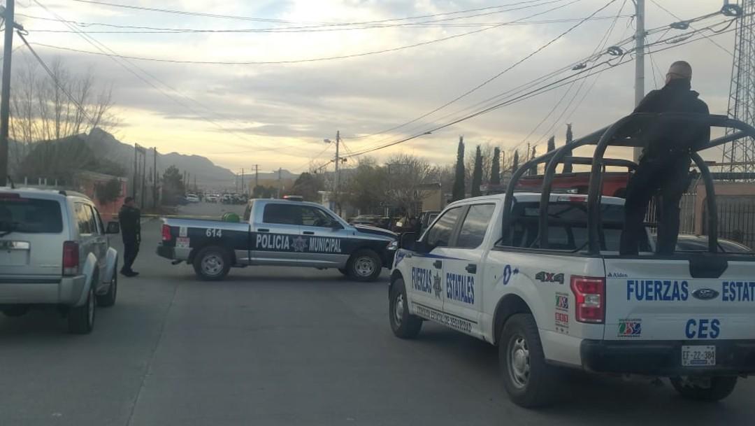 Foto: Los agentes atendieron un llamado de emergencia por presuntos hombres armados, al llegar al lugar fueron recibidos a disparos por lo que repelieron la agresión y abatieron a dos de los agresores