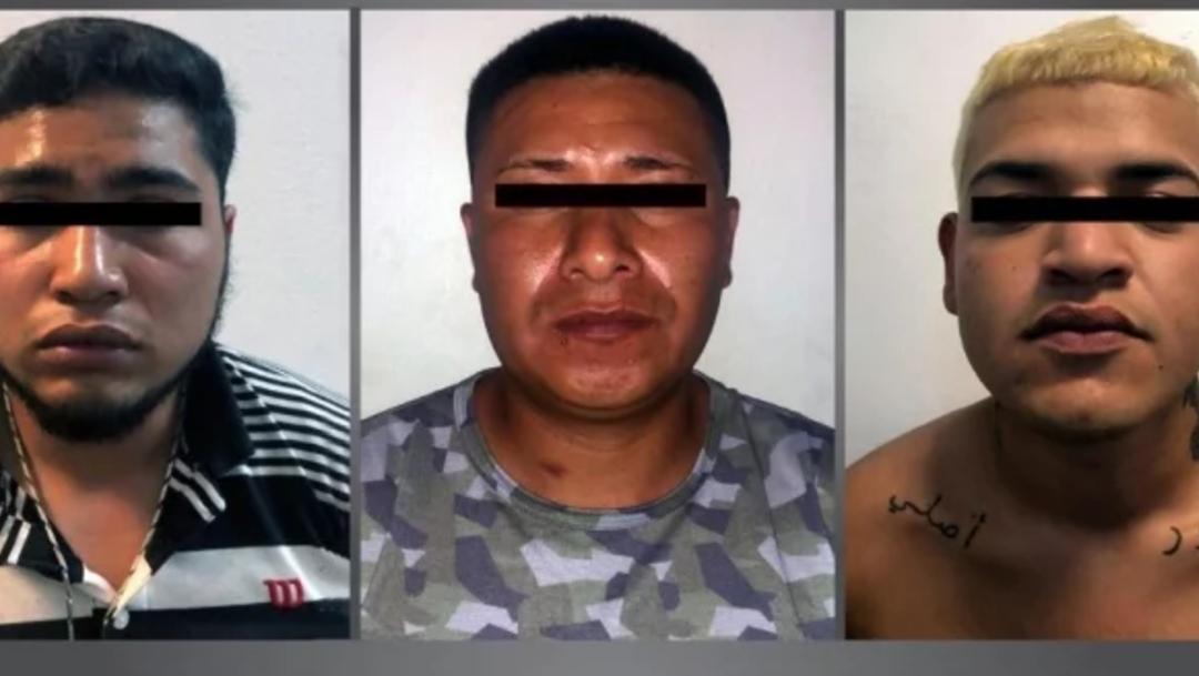 Foto: Detienen en Edomex, a integrantes de célula de CJNG, 8 de febrero de 2020, (Fiscalía)