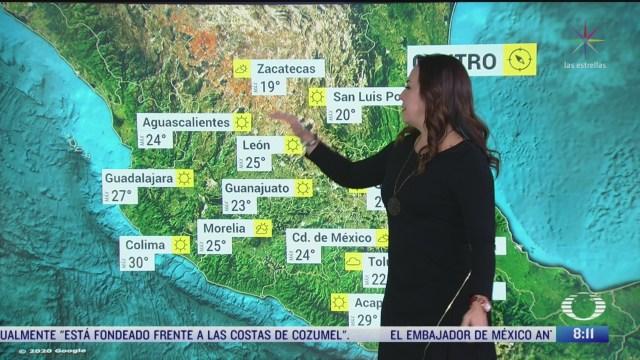 clima al aire regresa el frio a mexico