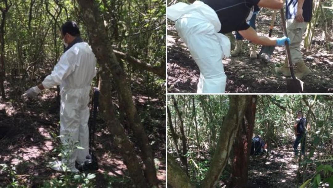 Foto: Tecomán y Manzanillo son los municipios con el mayor número de hallazgos; en las últimas seis semanas se han encontrado 11 cuerpos en seis fosas distintas