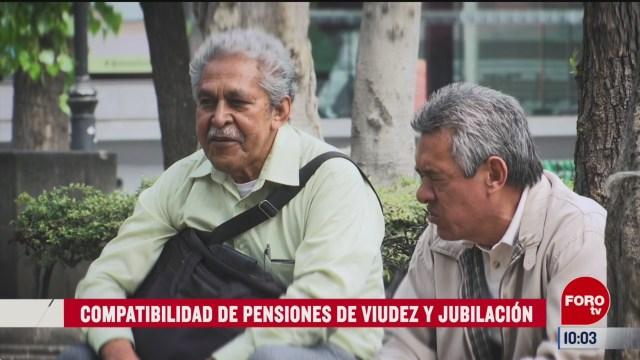compatibilidad de pensiones de viudez y jubilacion