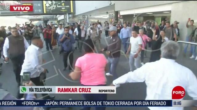 conferencia de mujeres taxistas termina en pelea en aicm