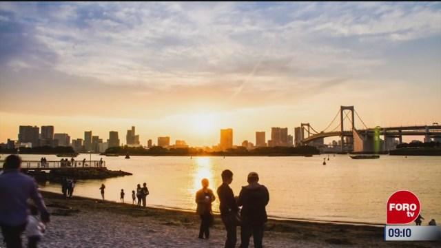 conociendo la isla odaiba en tokio