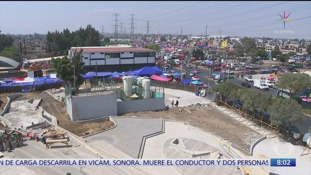 construyen en cuitlahuac el segundo parque mas grande de la cdmx