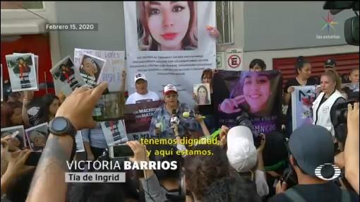 Foto: Marchas Feminicidio Ingrid Escamilla México17 Febrero 2020