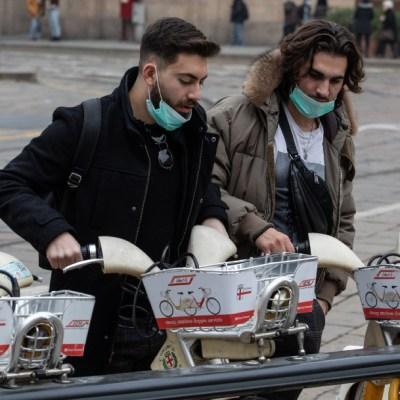 FOTO: Confirman primer caso de coronavirus en Cataluña, España, el 25 de febrero de 2020