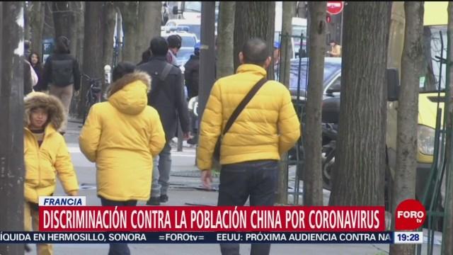 Foto: Coronavirus Genera Odio Discriminación China 5 Febrero 2020